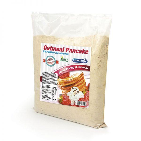 oatmeal-pancake-strawberry