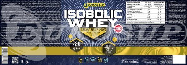 isobolic-vanilla-720g-label