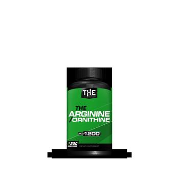 the arginine-ornithine