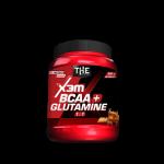 x3m bccaa+glutamine 600g